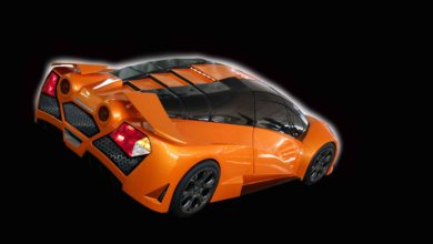 "Photo of VIDEO – Lamborghini ""Revenge"" (2010): research project from UNIMORE"