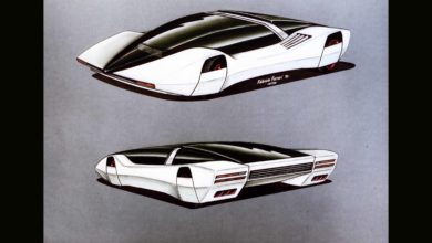 Photo of VIDEO – historic Design sketches fantasy from ISSAM Modena (1987-90)