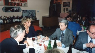 Photo of VIDEO – Menu dei Motori history: 1996-97 (Lauro Restaurant Modena)