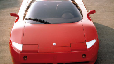 Photo of VIDEO – Maserati Chubasco Concept (1989)