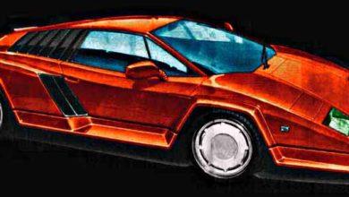 Photo of VIDEO – Lamborghini Countach L150 (1985) One-off