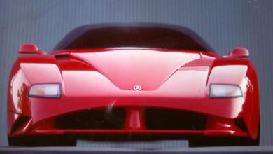 """Photo of VIDEO – Lamborghini L30 project (1991-93): The """"Super Diablo"""""""