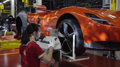 Photo of VIDEO – La Ferrari è ripartita!