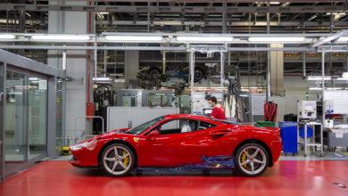 Photo of La produzione di Ferrari torna oggi a pieno regime