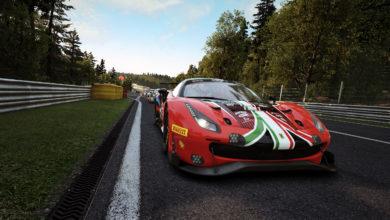 Photo of Nove Ferrari a Spa per il round 2 dell'SRO E-Sport GT Series