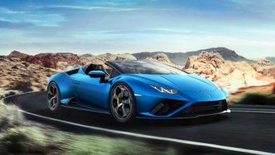 Photo of VIDEO – Lamborghini Huracán EVO Rear-Wheel Drive Spyder