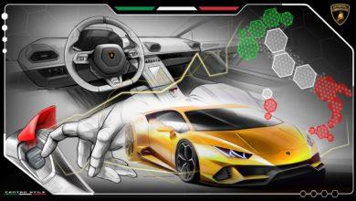 Photo of Automobili Lamborghini al Digital Motor Valley Fest 2020