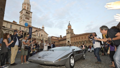 Photo of VIDEO – Maserati Boomerang Giugiaro (1972): Short history
