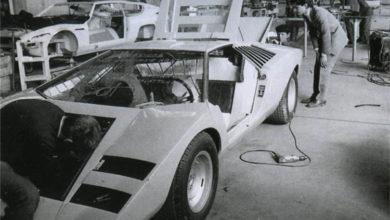 Photo of VIDEO – Lamborghini Countach: short history