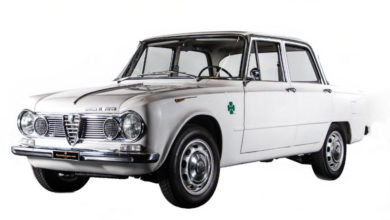 "Photo of 1964 ALFA ROMEO GIULIA 1600 TI SUPER by ""Ruote da Sogno"""