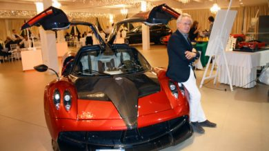 Photo of VIDEO – Horacio Pagani interview, in occasion of the 20th Menu dei Motori