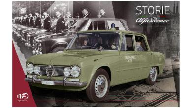 """Photo of """"Storie Alfa Romeo"""", quinta puntata – """"Gazzelle"""" e """"Pantere"""" sulle strade italiane: le berline sportive Alfa Romeo al servizio della legge"""
