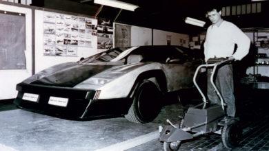 Photo of VIDEO – Lamborghini Countach Evoluzione: Short history