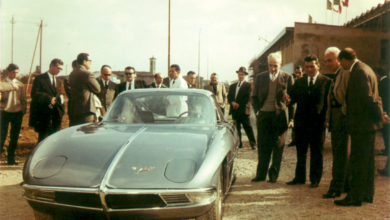 Photo of VIDEO – Lamborghini 350 GTV 1963 (Franco Scaglione design)