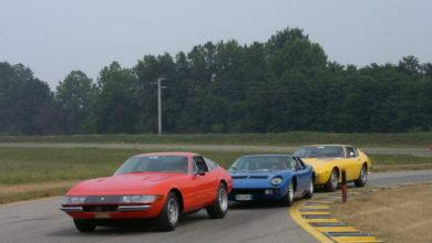 Photo of VIDEO – Test a test: Ferrari Daytona, Lamborghini Miura e Maserati Ghibli