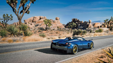 Photo of VIDEO – Pagani Huayra Roadster