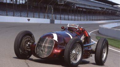 Photo of Maserati ricorda i successi americani della 8CTF alla 500 Miglia di Indianapolis