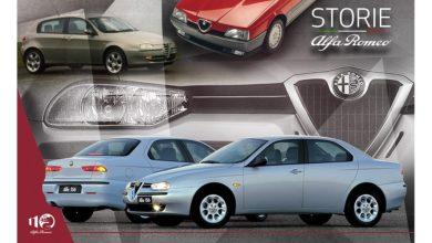 """Photo of """"Storie Alfa Romeo"""", ottava puntata – design, sportività e innovazione: la 156 è un'autentica Alfa Romeo di grande successo"""