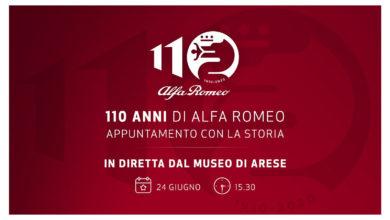 Photo of SAVE THE DATE: 110 anni di Alfa Romeo in diretta dal Museo Storico di Arese