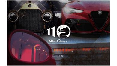 Photo of Appuntamento con la storia: 110 anni di Alfa Romeo