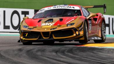 Photo of Ferrari Challenge Europe – Le qualifiche della Coppa Shell premiano Gostner e Simoncic