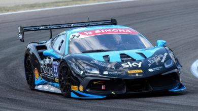 Photo of Ferrari Challenge Europe – Tabacchi, un fine settimana da sogno
