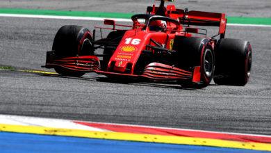 Photo of Gran Premio d'Austria – Charles sul podio in Austria