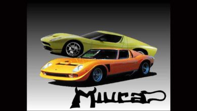 Photo of VIDEO – Lamborghini Miura: Complete history
