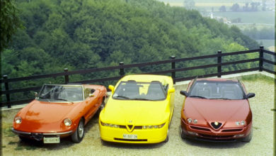 Photo of VIDEO – Alfa Romeo Spider's: Comparison test