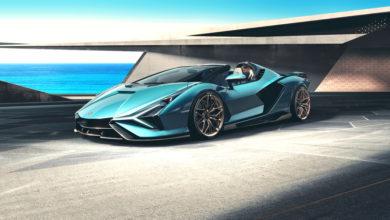 Photo of Lamborghini Sián Roadster: tecnologia del futuro a cielo aperto