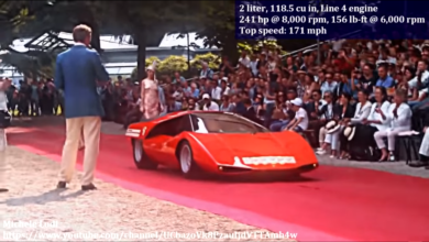 Photo of VIDEO – 10 Most Forgotten Supercars in Automotive History