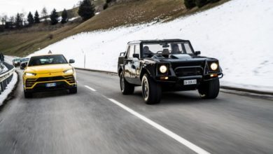 Photo of VIDEO – Lamborghini SUV 4×4: The complete history