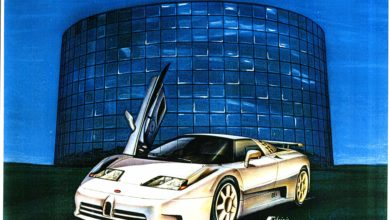 Photo of CAP.2 – 1987/95: LA BUGATTI AUTOMOBILI DI CAMPOGALLIANO (MO)