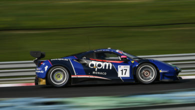 Photo of International GT Open – AF Corse in seconda fila all'Hungaroring