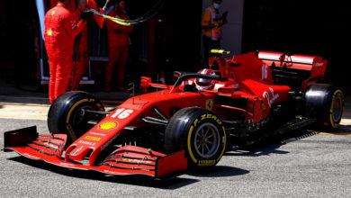 Photo of Gran Premio di Spagna – Charles e Seb non temono il caldo: 125 giri completati al venerdì
