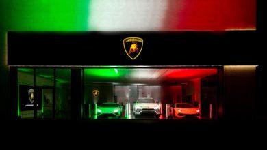Photo of Lamborghini, in Italia, continua a rinnovarsi: presentazione digitale per la nuova concessionaria di Bergamo
