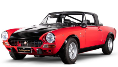 Photo of 1972 FIAT 124 SPORT RALLY ABARTH (Ruote da Sogno)