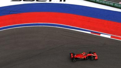 Photo of Gran Premio di Russia – Charles undicesimo, Seb contro le barriere
