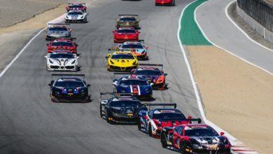 Photo of Ferrari Challenge NA – Holden e Booth vincono a Laguna Seca