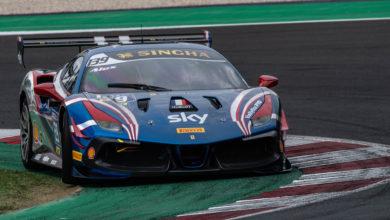 """Photo of Ferrari Challenge Europe – Kinch e """"Alex Fox"""", pole position sul filo dei millesimi"""