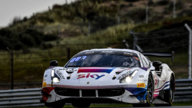Photo of GT World Challenge Europe – Sky Tempesta Racing a quota tre nella Sprint Cup a Zandvoort