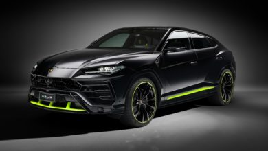 Photo of Automobili Lamborghini presenta la Urus Graphite Capsule