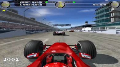 Photo of VIDEO – Evolution of F1 Games 1979-2020