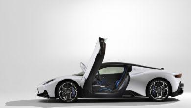 Photo of MC20, una scultura dinamica che segna il ritorno al futuro di Maserati