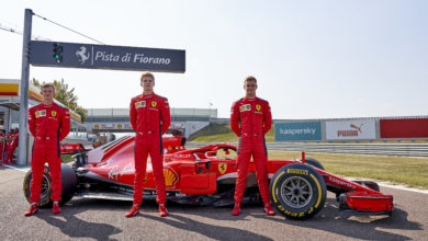 Photo of Un mercoledì in Formula 1 per Robert, Callum e Mick