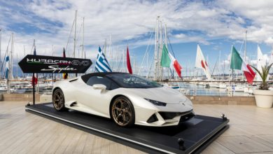Photo of Automobili Lamborghini: esclusiva presenza al Private Boatshow di Nautor's Swan