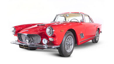 Photo of 1964 MASERATI 3500 GTi (Ruote da Sogno)