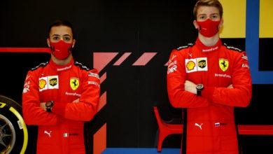 Photo of FDA – Shwartzman e Fuoco sulle SF1000 allo Young Driver Test di Abu Dhabi