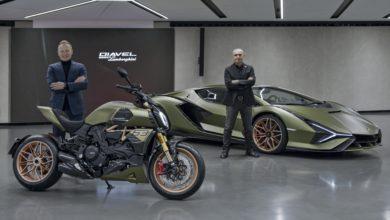 Photo of Nasce un progetto unico: Ducati Diavel 1260 Lamborghini, ispirato alla Sián FKP 37