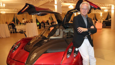 Photo of VIDEO – Menu dei Motori Friends: Horacio Pagani